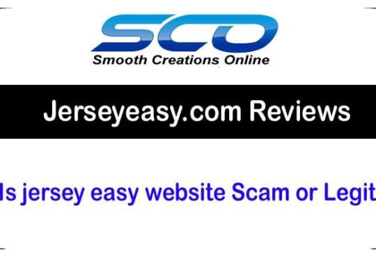 Jerseyeasy.com Reviews