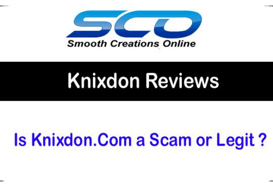 Knixdon Reviews