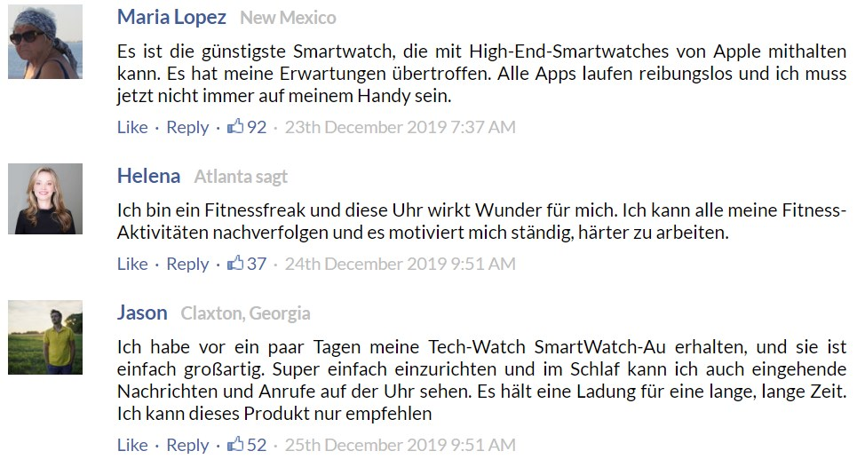 TechWatch Customer Reviews Smmothcreation