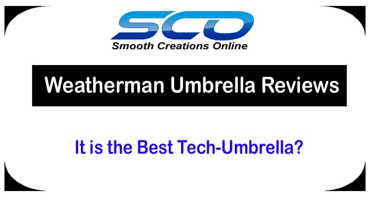 Weatherman Umbrella Reviews