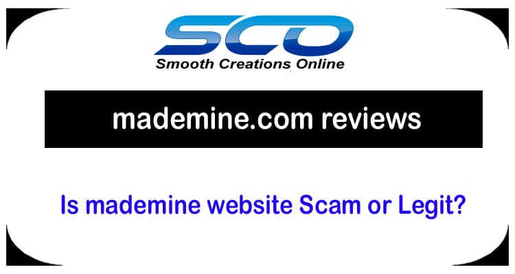 mademine.com reviews