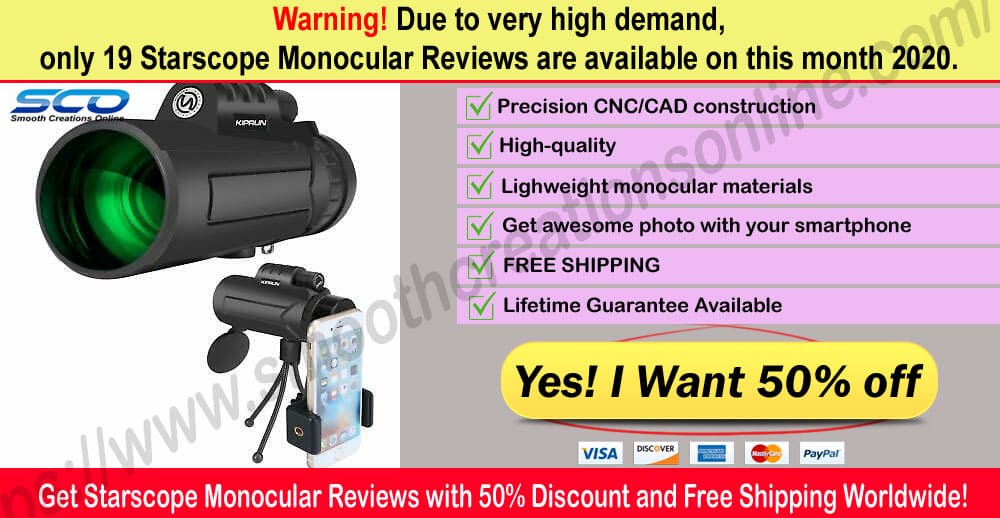 Starscope Monocular where to buy 2020