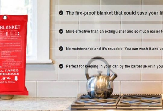 Fire Sos Blanket Reviews 2020