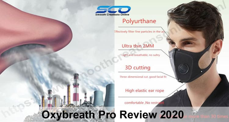 OxyBreath Pro Reviews 2020
