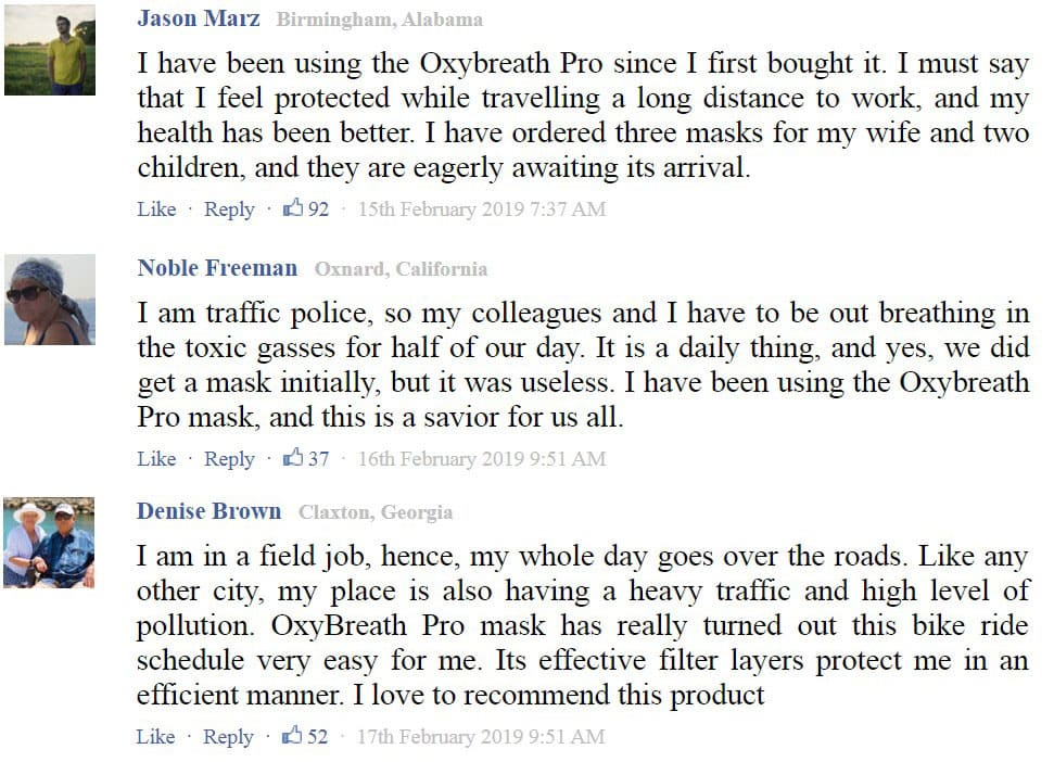OxyBreath Pro Scam Customer Reviews