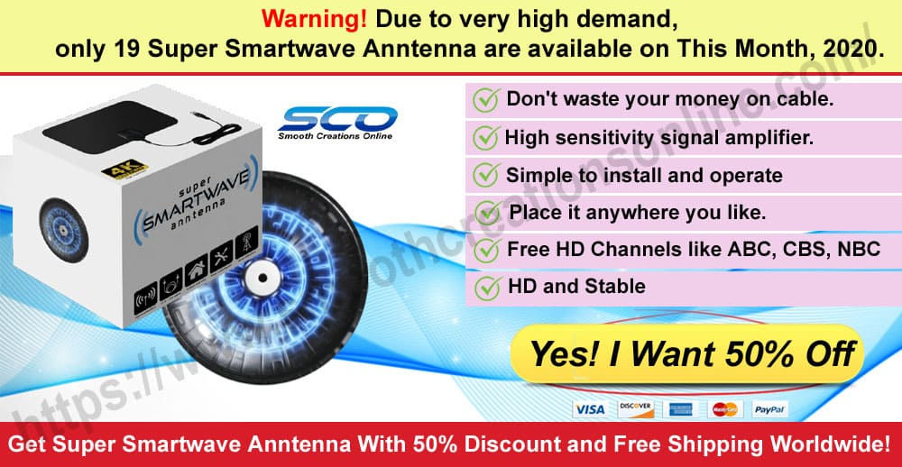 Super Smartwave Anntenna Reviews Where to Buy