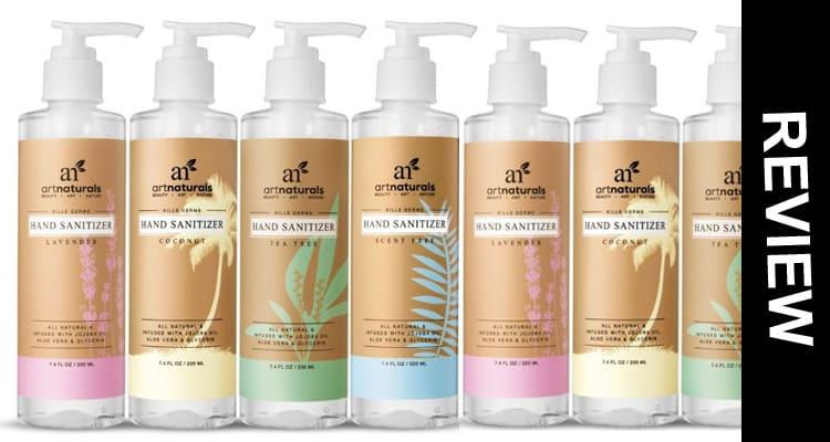 Artnaturals Hand Sanitizer Reviews