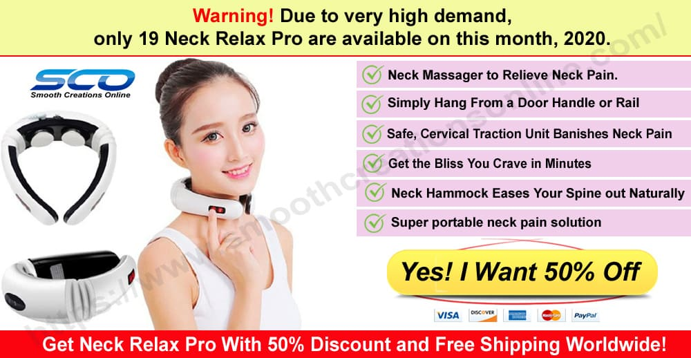 Neck Relax Pro Where to Buy Smooth