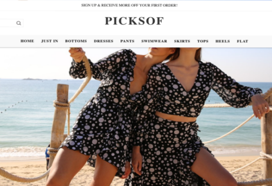 Picksof.com Reviews [March] – Can You Trust This Store