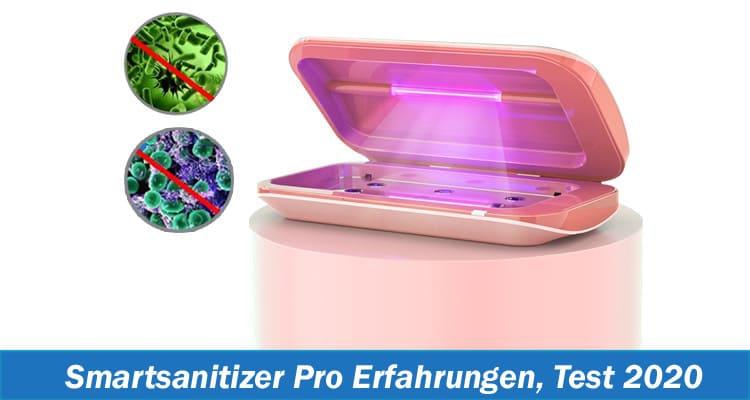 Smartsanitizer Pro Erfahrungen 2020