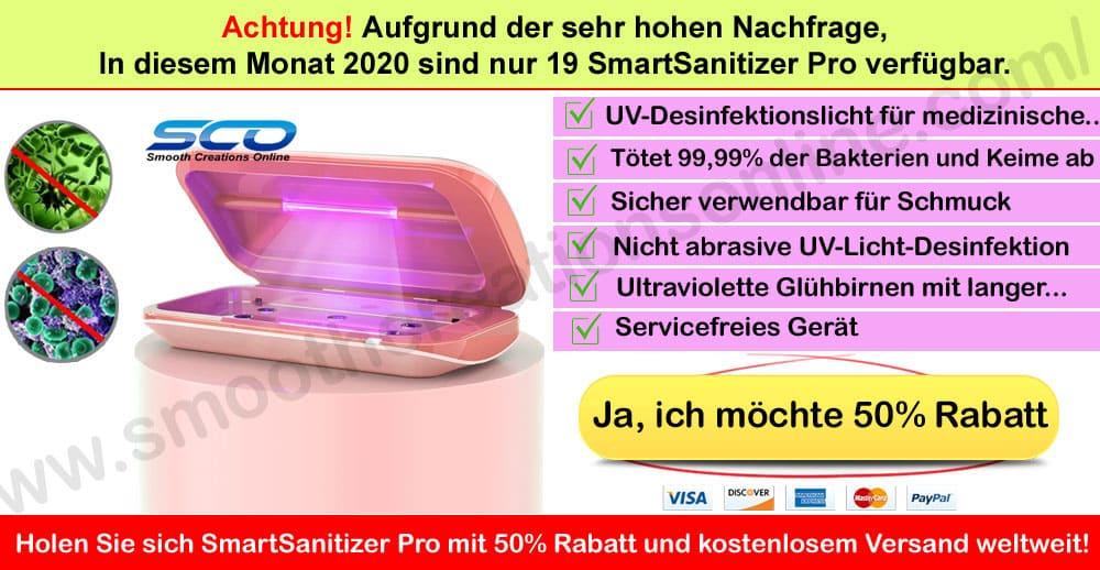 SmartSanitizer Pro Bezugsquellen