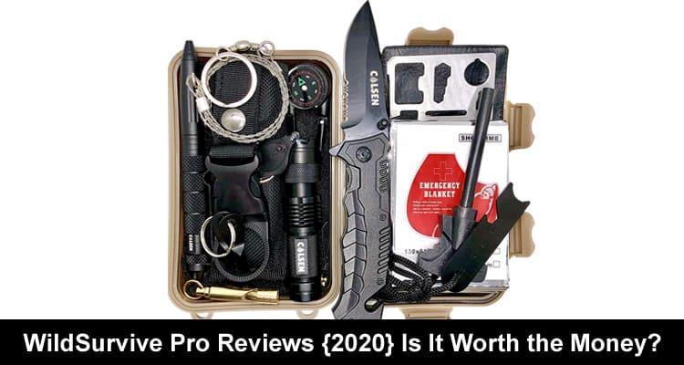 Wildsurvive Pro Reviews 2020