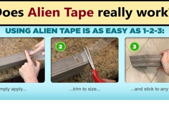 Alien Tape Product Reviews