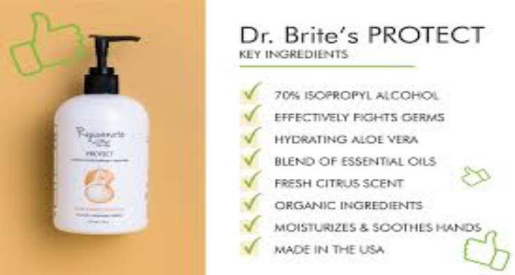 Get Dr Brite Sanitizer Website Reviews