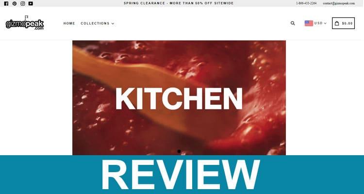 Gizmopeak Com Reviews [April] Is It Legit Online Store