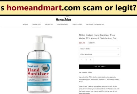 Home and Mart Reviews [April] Is It Trust worthy Store