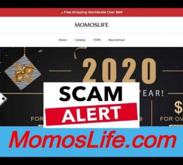 Momoslife Com Reviews [April 2020] Is It Legit or SCAM