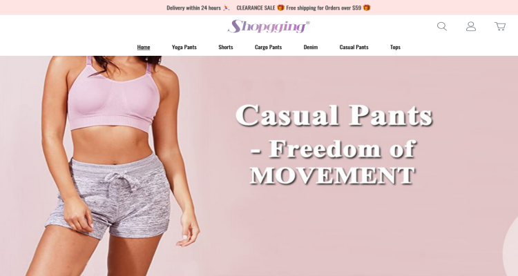 Shoplegging com Website Reviews
