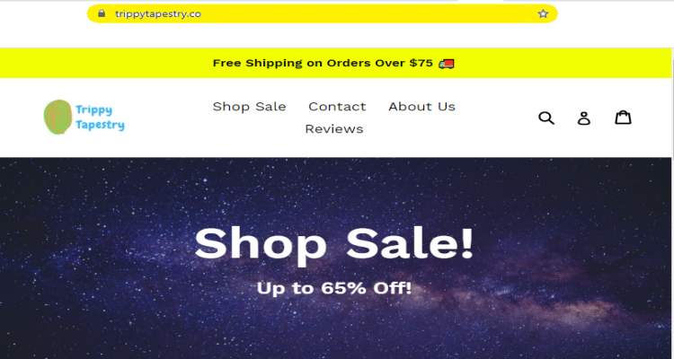 The Trippy Tapestry Website Reviews