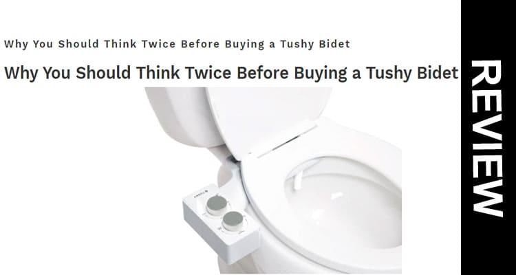 Tushy Portable Bidet Reviews 2020