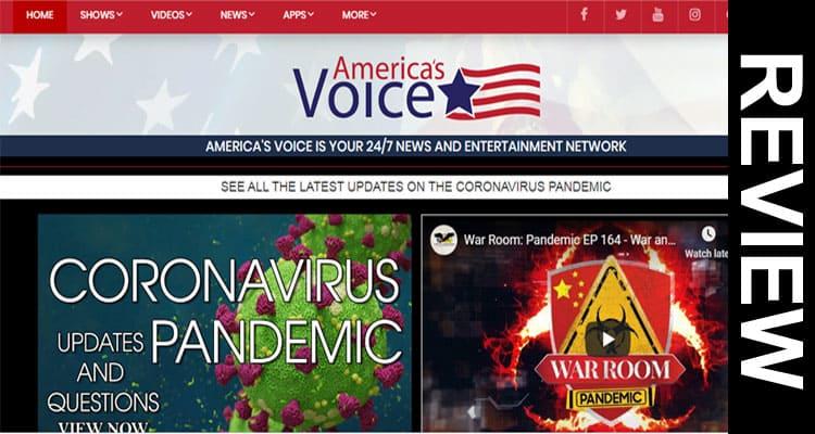 Americasvoice.news Review 2020