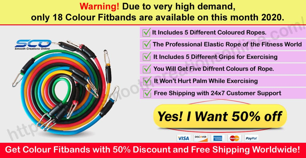 Colour Fitbands Where to Buy