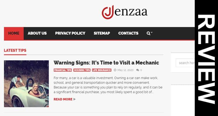 Jenzaa Reviews 2020