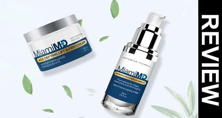 Miami MD Face Cream Reviews 2020