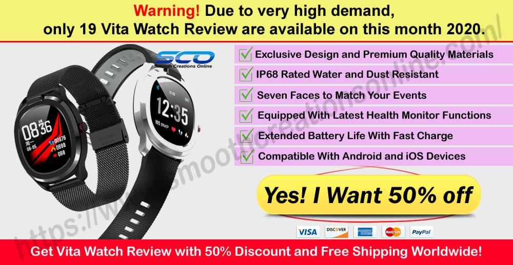 Vitawatch where to buy