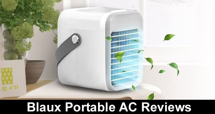 Blaux Portable AC Reviews 2020 smooth