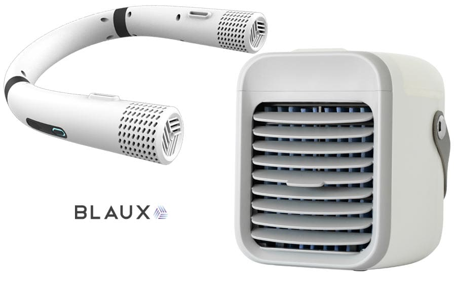 Blaux Wearable AC review