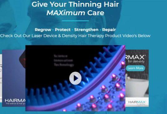 Hairmax Laser Cap Reviews 2020