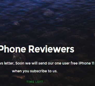 Iphonereviewers.com Scam 2020