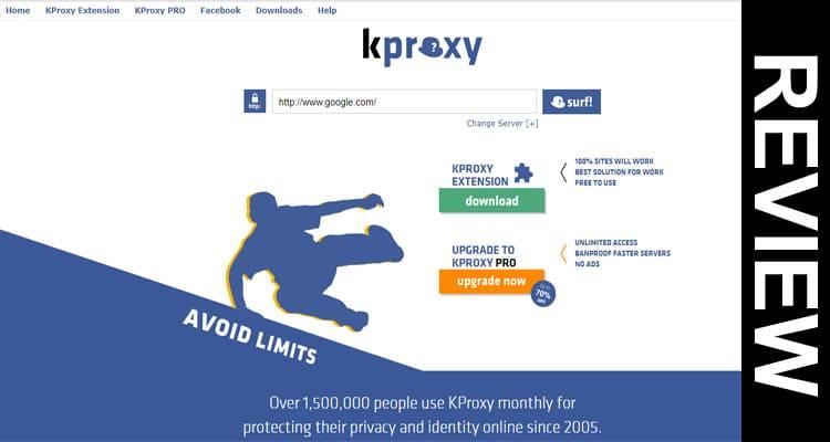 Kproxy Com Reviews 2020