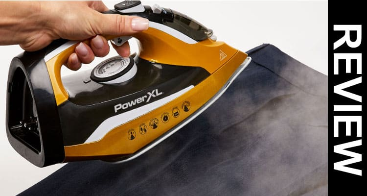 Power XL Cordless Iron and Steamer Reviews 2020