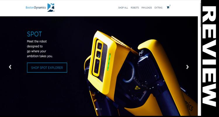 Shop Boston Dynamics com
