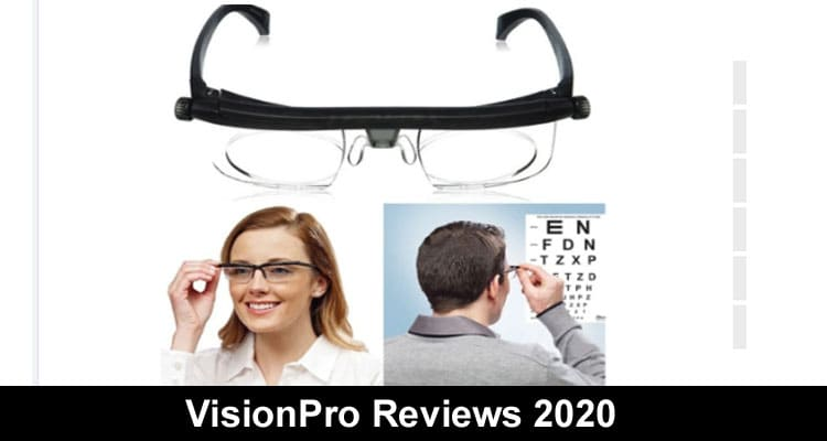 VisionPro Review 2020