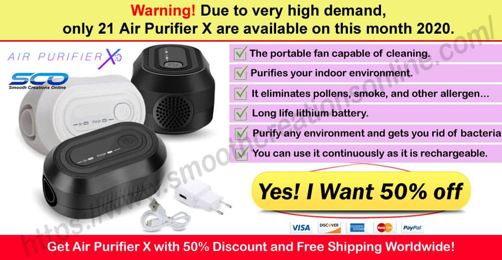 Air Purifier X Reviews  Where to Buy