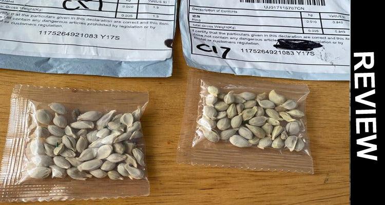 China Seeds Warning
