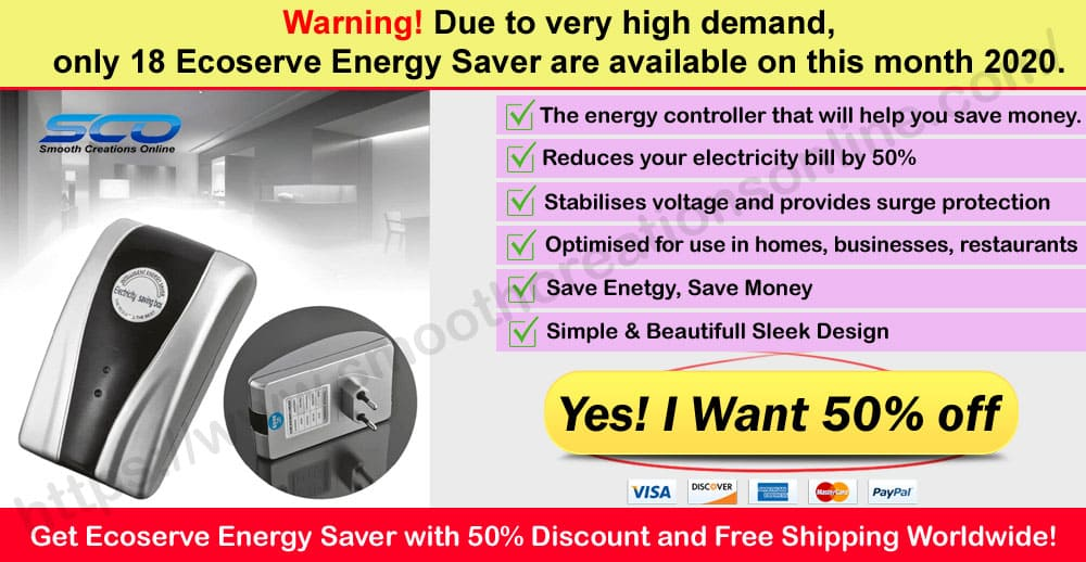 Ecoserve Energy Saver Where to Buy