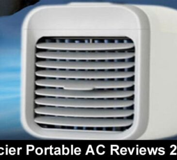 Glacier Portable AC Reviews 2020