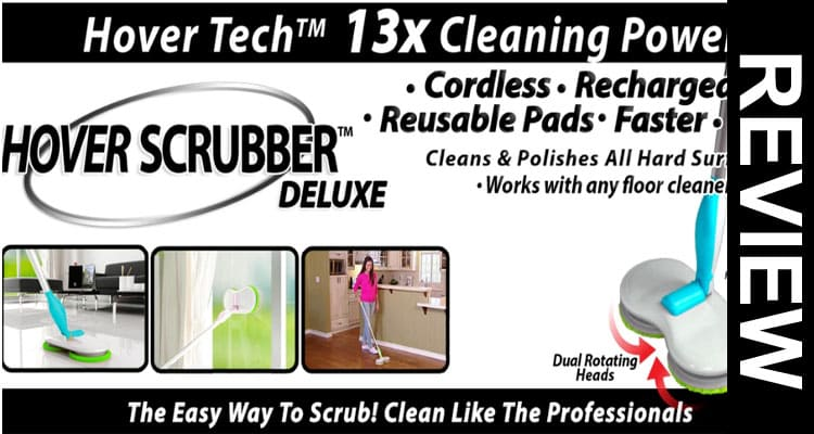 Hover Scrubber Deluxe Reviews 2020