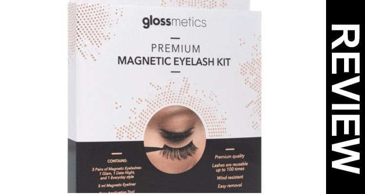 Is Glossmetics Magnetic Eyelashes Legit 2020