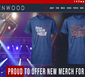 Lee Greenwood com T Shirts