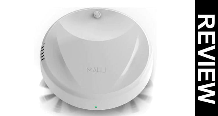 Mahli Robotic Vacuum Reviews 2020