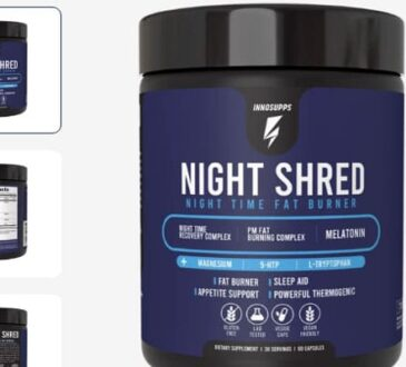 Night Shred Reviews 2020