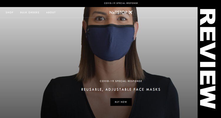 Nxtstop Face Mask Reviews