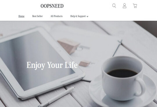 Oopsneed review