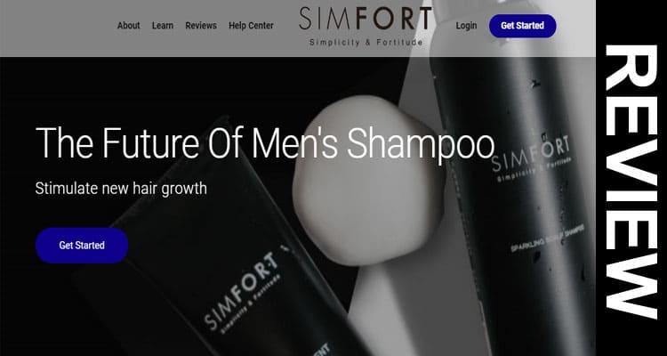 Simfort Shampoo Reviews 2020