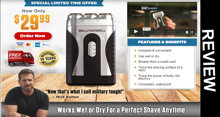 Tac Shaver Reviews